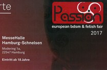 Passion - European BDSM & Fetish Fair