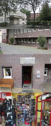 Unser Shop auf St. Pauli