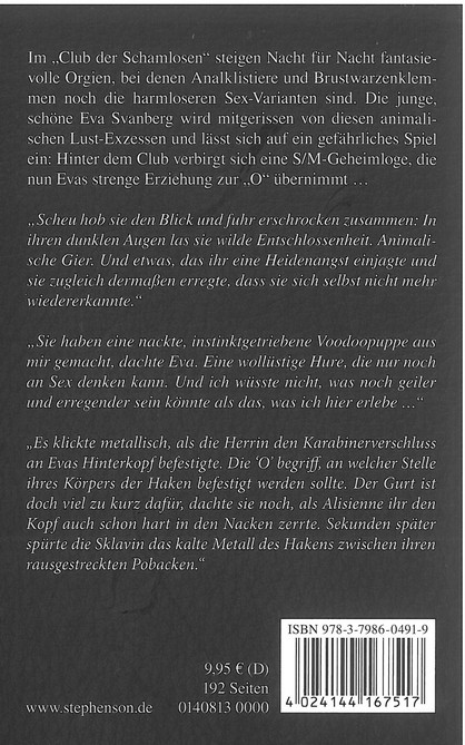 swinger in club charon verlag
